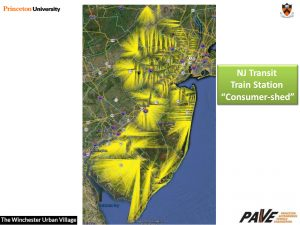 1.5M autonomous taxis could serve the transport needs of New Jersey.
